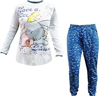 pigiama donna lungo caldo cotone interlock DIADORA nuova collezione art 62735