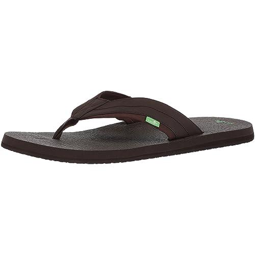 24d12898c91e Mens Flip Flops Size 11  Amazon.com