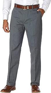 Kirkland Signature Men's Flat Front Wool Dress Pants