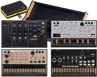 KORG volca bass,keys,beats,mix 専用ラックセット コルグ