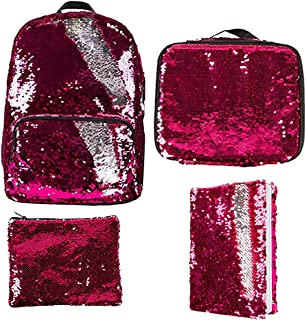 Magic Sequin Gift Set for girls (Pink to Silver)