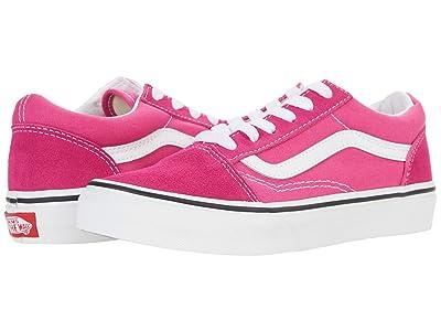 Vans Kids Old Skool (Big Kid) Girls Shoes