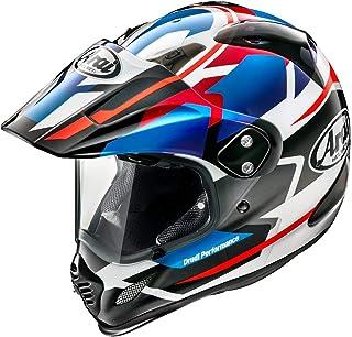 アライ (ARAI) バイクヘルメット オフロード ツアークロス3 デパーチャー (DEPARTURE) 青 57-58cm TX3-DEPARTURE-BL_57
