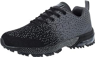Homme Femme Chaussures de Course Running Sport Compétition Trail entraînement Basket Sneakers Outdoor Running Sports Fitne...