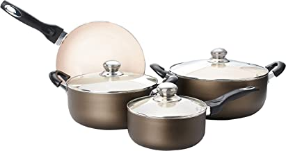 Sweets Homes 10Pcs Aluminum Cookware Set- SH356