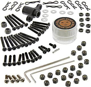 Gmade 1/10 R1 Rock Crawler 80+ Piece Screw & Tool KITGrease Allen Box Wrench