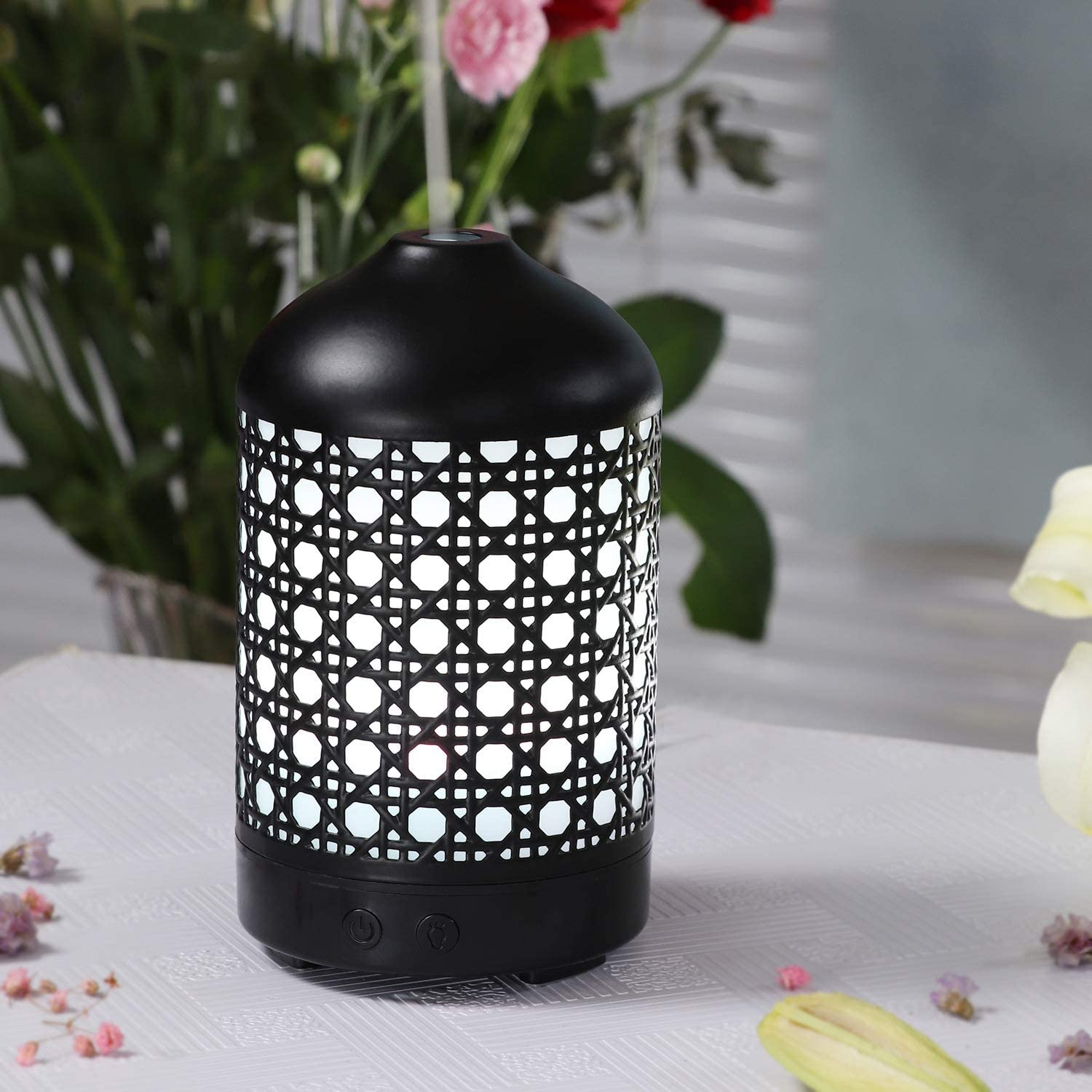Cool Mist Humidifier 100ml Small Portable Max 67% OFF Quiet 40% OFF Cheap Sale Humidifiers for