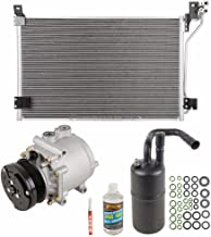 A/C Kit w/AC Compressor Condenser & Drier For Ford Crown Victoria Mercury Grand Marquis & Marauder - BuyAutoParts 60-82496...