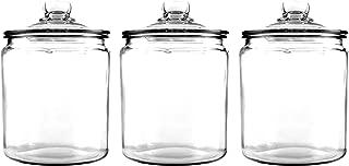 Anchor Hocking Glass Heritage Jar, 3 gal