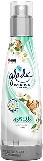 Glade Jasmine & Cedarwood Essentials Room Mist, Room Spray, 6.2 oz