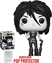 Funko Pop! DC Heroes: Death PX Exclusive Vinyl Figure (Bundled with Pop Box Protector Case)