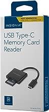 Insignia USB Type-C Memory Card Reader