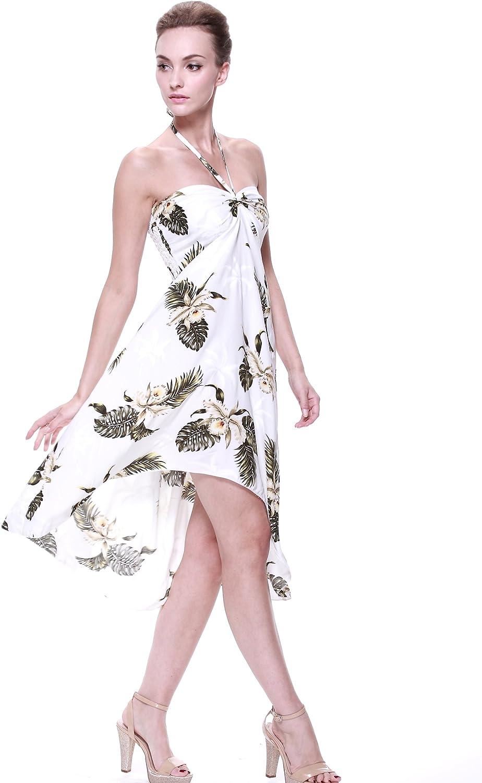 Tropical Group Women's Hawaiian Butterfly Dress