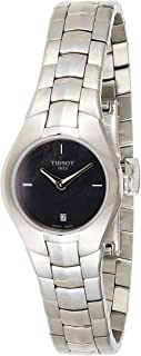 Tissot Womens Quartz Watch, Analog Display and Stainless Steel Strap T096.9.11.2442.54