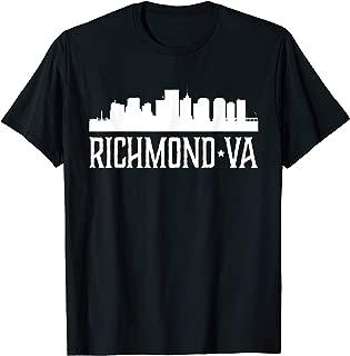 Richmond Virginia T-shirt Skyline VA Tee