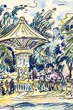 Notebook: Paul Signac's Village Festival (La Vogue) (ca.1920)