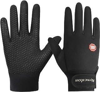 Winter Running Gloves Touchscreen Thermal Gloves Men Women Winter Windproof & Waterproof Gloves Snow Warm Gloves Liners fo...