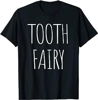 Tooth Fairy Costume T-Shirt Cute Halloween Idea