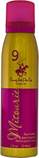 Beverly Hills Polo Club Women Gold Body Fragrance, Missourie, 150ml