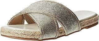 Ninewest Yamuna Comfort Sandals For Women - Silver, 37.5 EU