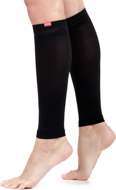 Over item handling VIM VIGR 15-20 mmHg Compression Leg Sleeves for Women B Men Cheap