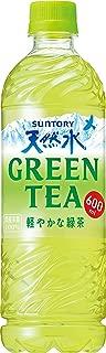 サントリー 天然水 Green Tea 600ml ×24本