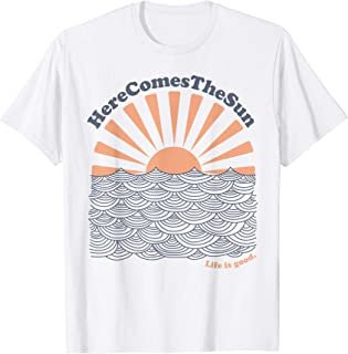 Here Comes The Sun, Positive Energy, Summer Graphics Tee
