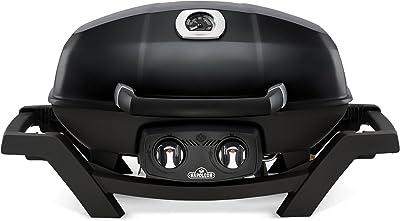 Napoleon TravelQ PRO285-BK Portable Propane Gas Grill, Black