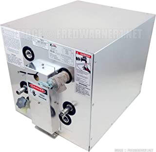 6 gallon marine water heater