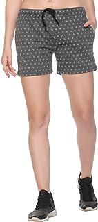 Colors & Blends - Women's Cotton Printed Shorts