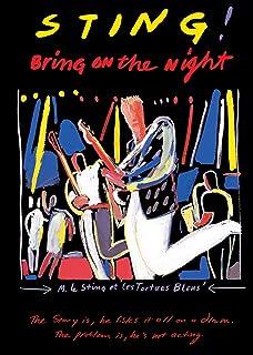 Sting Bring on the Night [Blu-ray] [Import]