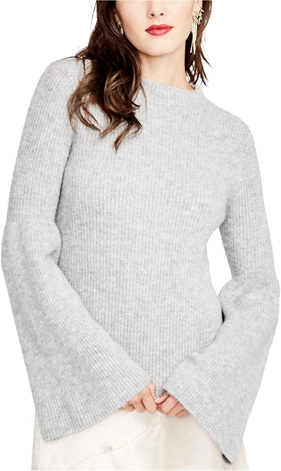 Rachel Roy Womens Ribbed Knit Sweater
