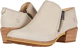 Light Beige Full Grain Leather