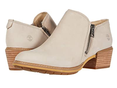 Timberland Sutherlin Bay Shootie (Light Beige Full Grain Leather) Women