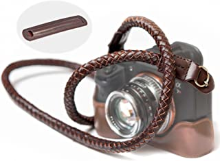 leica t leather strap