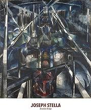 McGaw Graphics Brooklyn Bridge, 1919-20 by Joseph Stella Painting Print