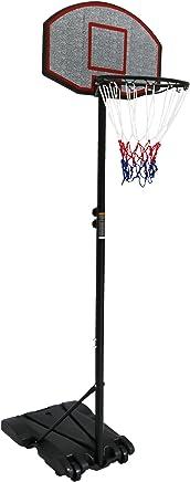 Oypla Professional Kids Adjustable Portable Basketball Net Set 1.7m - 2.1m