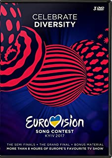 The Eurovision Song Contest 2017  [DVD]