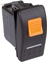 Daystar KU80017 Universal Illuminated Locking Rocker Switch