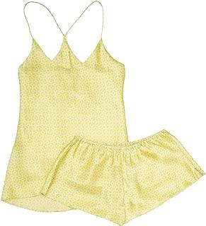 Women Bella Cara Pyjama Yellow