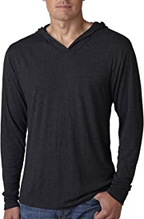 Best mens long sleeve hooded shirt Reviews