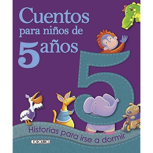 Libros Infantiles 5 Años: Amazon.es
