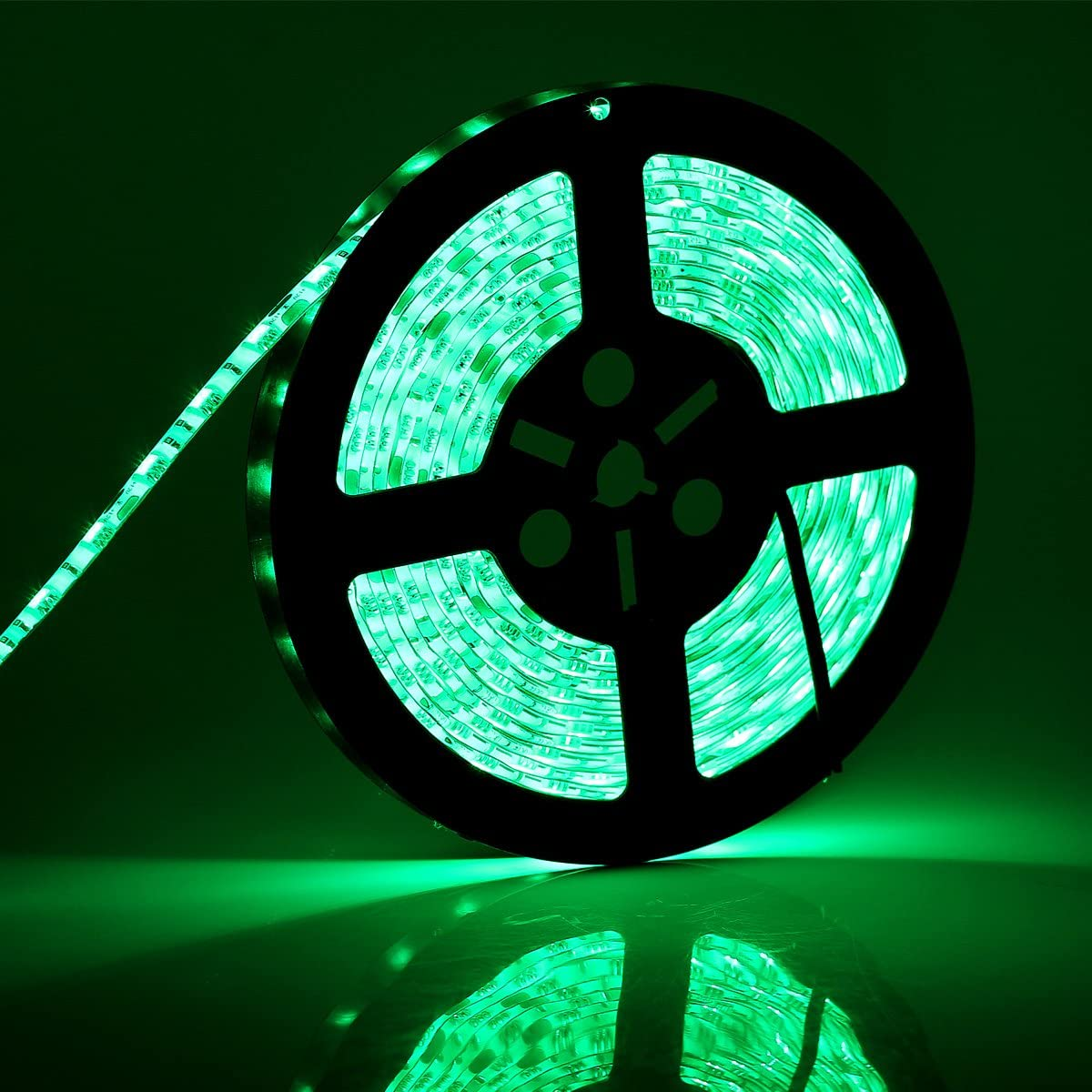 SUPERNIGHT Los Angeles Mall TM 16.4FT 5M SMD 5050 Waterproof 300LEDs Green LED Selling rankings