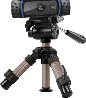 tronicxl Tripod 17W trípode para Webcam ZB Logitech C920Brio 4K c925e C922X C922C930e C930C615Cámara etc