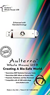 Aulterra Whole House USB 5G EMF Neutralizer for Your Home