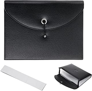 Best leather expanding file Reviews