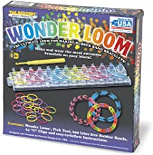 Wonder Loom: the Ultimate Loom for Making Rubber Band Bracelets