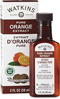Sponsored Ad - Watkins Pure Orange Extract, 2 oz. Bottles, Pack of 6 (Packaging May Vary)