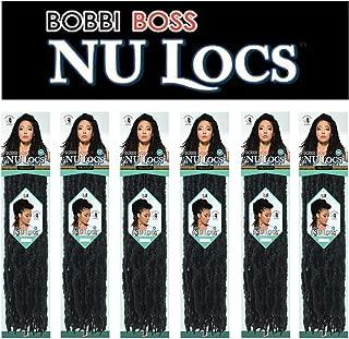 Bobbi Boss 100% Premium Fiber Hair Nu Locs 18