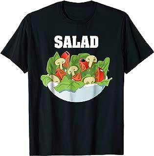 Salad Couples Halloween Costume T-shirt Salad & Dressing